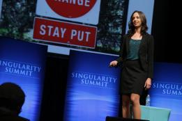 Speaking at the Singularity Summit, Oct. 2012